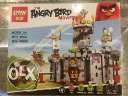 Angry birds movie building blocks