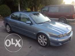 Jaguar X Type 2005 جاكوار اكس تايب