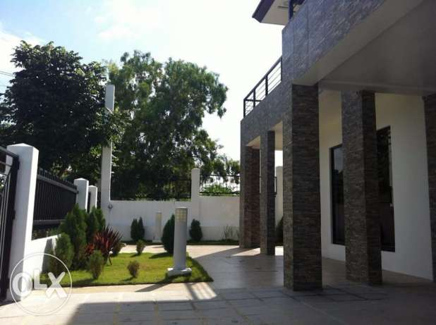 Very Nice Location New Villa for Sale In Cebu City, Philippines