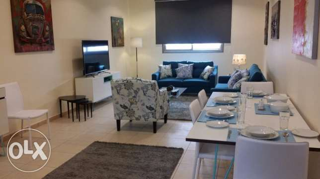 2 Bedroom Apartment in Sabah Saleem, Block 2, Property ID 016