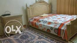 Furnished room for Family Sharing Bneid AlGar, Near Continental hotel