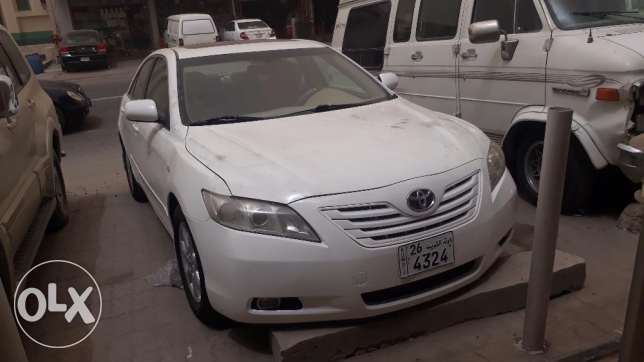 Toyota camry (full options) for sale on cash or easy installment basic