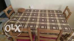 Ikea 4 Seater dinning table for sale