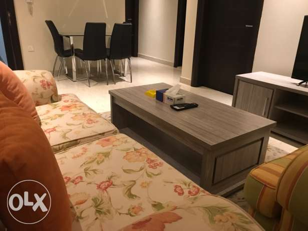 fully furnished 2bedroom apartment for rent.