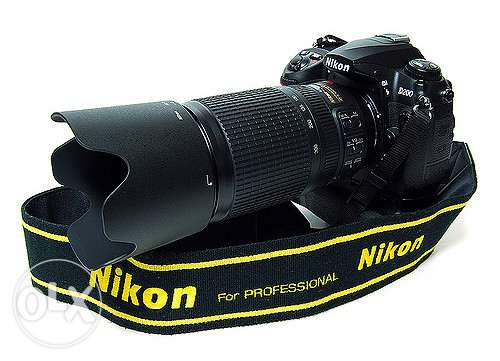Nikon 70-300mm with VR Lens on Sale