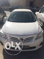 Toyota Corolla 1.6 on installment
