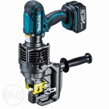 New Makita Rechargeable Electric knock out Puncher PP200DRF 18V Li-ion