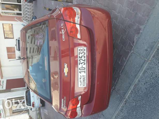 Red Chevrolet Cruz for sale
