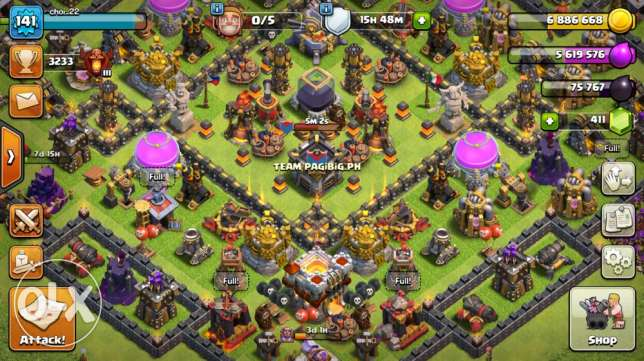 Coc Th 11 apple id