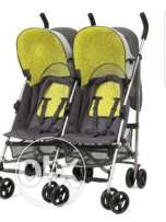 Stroller double mother Care