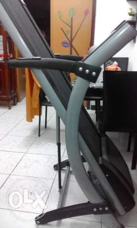 A tread mill for sale