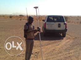 Land surveyor looking for a job