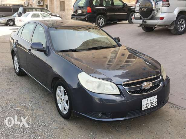 Chevrolet Epica 2008 (For Sale)