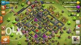 for sale clash of clans account