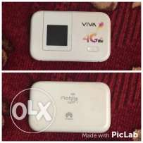 VIVA 4G LTE mini router