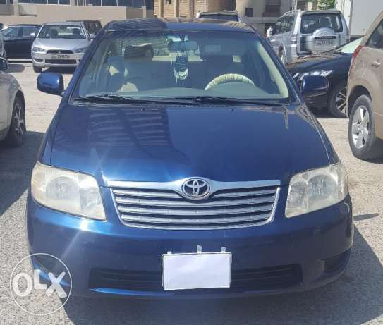Toyota Corolla 1.8 xli ( 2006) for sale