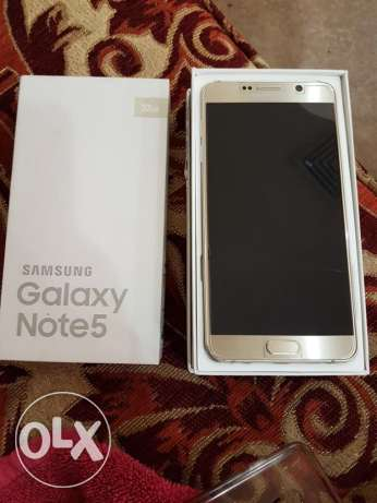 Samsung Galaxy Note-5 for Sale