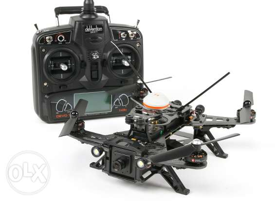 racing quad-copter (walkera runner 250)