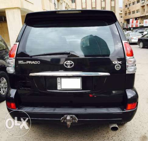 2006 Toyota Prado GX, 119000Kms for sale - Al Sayer maintained الشرق -  3
