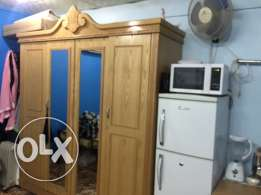 Furnished Studio Room for rent in Salmiya block 10 near Garden