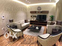 brand new 1 bedroom semi & fully furnished seaview in salmiya