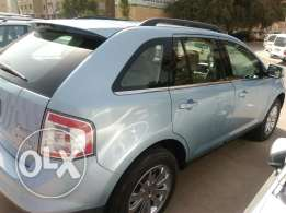 Ford edge 2008(suv). Accident free. Full option.