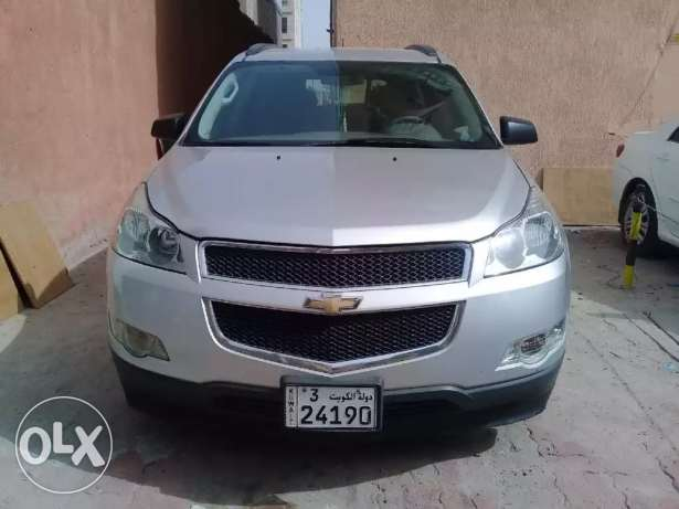 Chevrolet-traverse Basic 2012 model