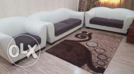6 seater leather sofa set for sale