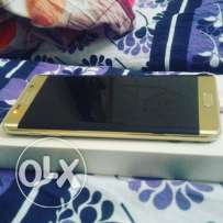 Samsung s6 edge plus Gold