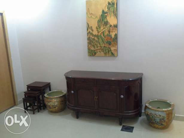 Antique chines antray
