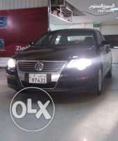 Passat 2009 in a good condition