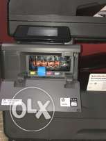 printer hp officejet x576dw MFP
