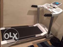 Jet Sport T1300 Semi-Commercial Folding Treadmill