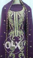 Pakistani embroided lawn