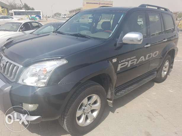 For Sale Toyota Prado 2008 VX Black Full Options