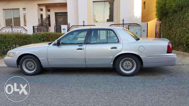 Ford Mercury Grand Marquis LS 2002 جراند ماركيز
