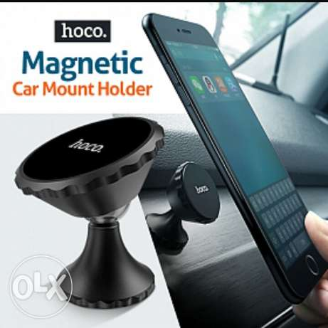 Hoco car magnetic mobile holder