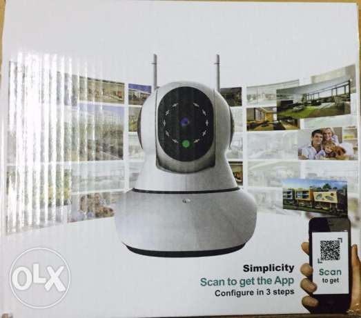 Wifi Smart Camera 1080P 2 Mega Pixel