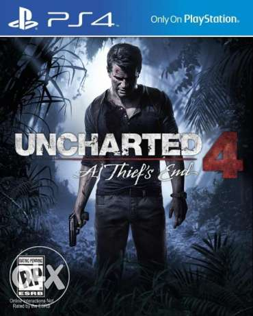 Uncharted 4: Thief's end - PS4 ابو حليفة -  1