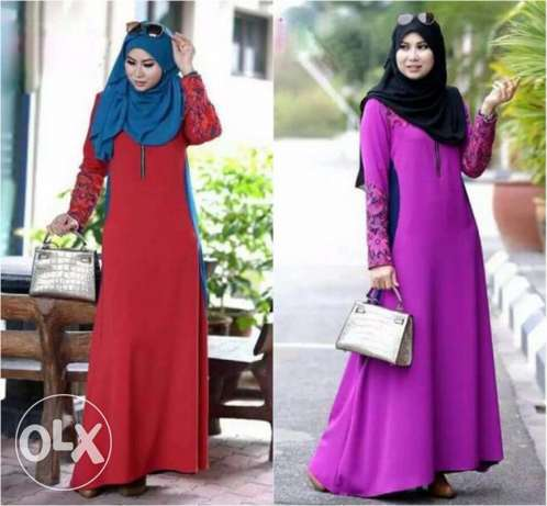 Abaya Muslim Dress Islamic Clothing