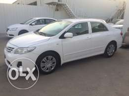 Toyota Corolla 2012 ( Cash / Monthly installment)