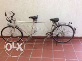Tandem and Lady's bicycles for sale