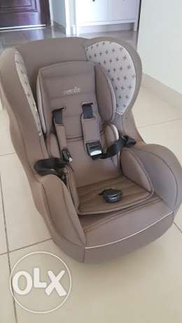 Car seat for children, used and in good condition