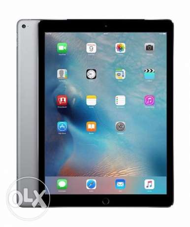 "Apple iPad Pro 12.9"" 32GB (Wi-Fi) 8MP 4GB RAM iOS Tablet - Silver"