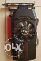 ASUS GTX 550TI 1GB graphics card