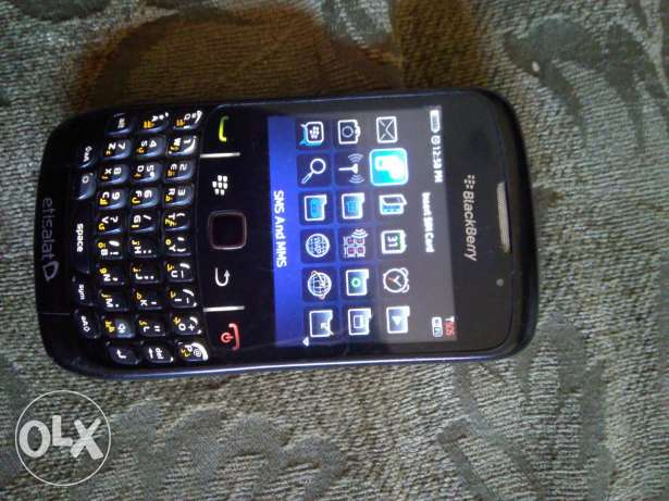 BLACKBERRY curve8520