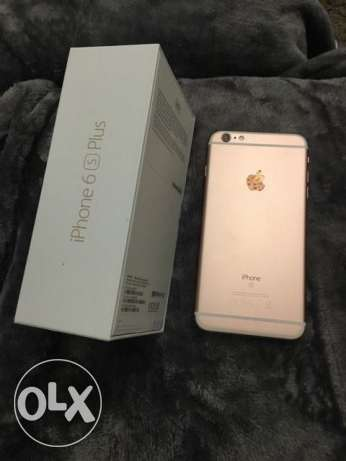 iPhone 6S Plus 64GB UNLOCKED boxed Space Grey