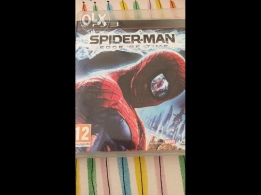 Spiderman for PS3