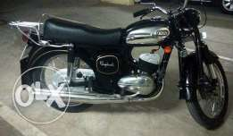 rajdoot bike175cc vintage 1982 collection