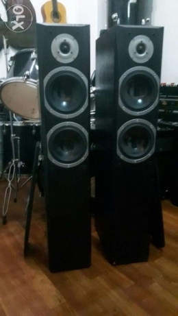 Floor standing 3way speaker infinity